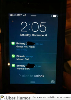 Phone found at the bar last night. But what does Ricardo want?!
