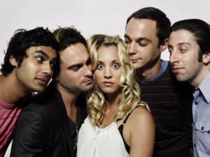 iamdrowninginpopculture:Cast of Big Bang Theory