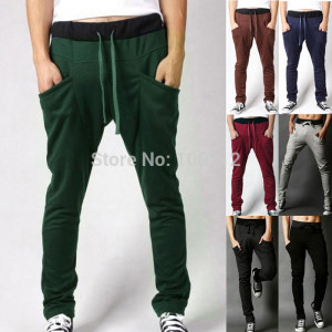 PJ-New-Men-Casual-Pants-Slacks-Jogger-Pants-Trousers-Spring-Top-Design ...