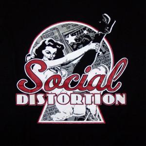 Social Distortion Kick picture