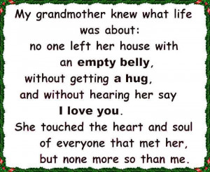 Love & Miss you Every Day Grandma:))