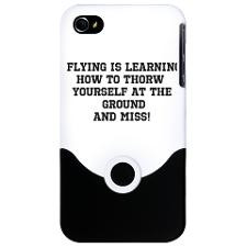 Funny Aviation Quotes iPhone 5 & 4 Cases/Covers