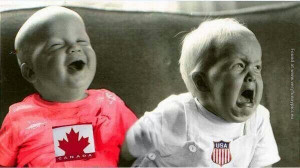 Funny Pictures | people | Congratulations Canada!