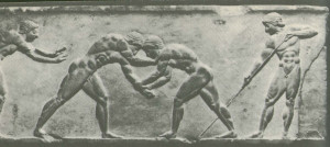 Displaying 20> Images For - Ancient Wrestling...