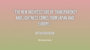 The new architecture of transparency and lightness comes from Japan ...