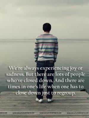 Alone sad wallpaper | Boy Sad feeling | Sad Quote for boy