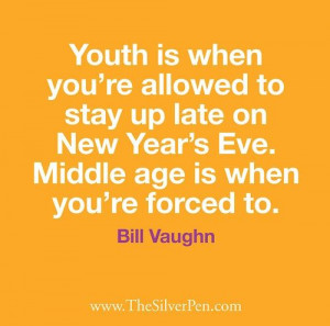 Uh Huh! | quotes on aging