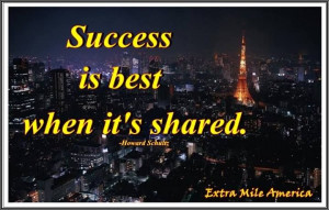 ... Howard Schultz http://makehappyhappen.com/ #quote #inspiration #