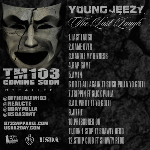 Young Jeezy – The Last Laugh (Mixtape)