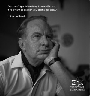 Ron Hubbard #scientology #quotes