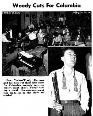 jazz big band information