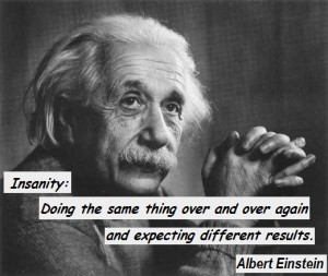 ... Middle School is Not Insanity: How to Change Behaviors Einstein-Style