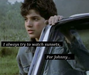 Johnny Cade Outsiders