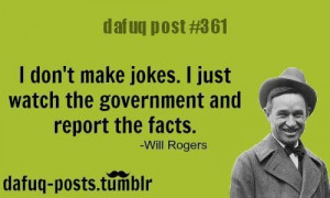 Will rogers quotes and sayings meaningful jokes government