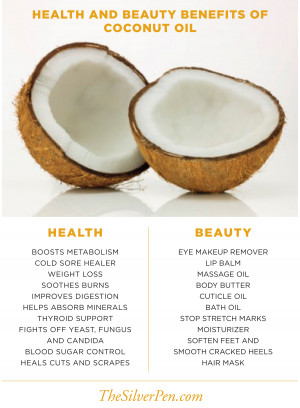 Filed Under: Beating Cancer with Nutrition Tagged With: coconut oil