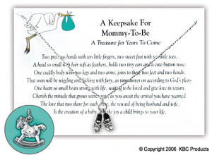 Expecting Baby Poems for Parents