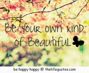 Natural Beauty Quotes