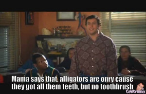 Home Quotes Momma Said Waterboy Quotes