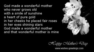 religious quotes mother's day son