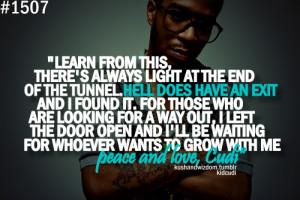 Kid Cudi Inspirational Quotes
