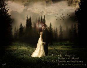 Breaking Dawn Edward & Bella