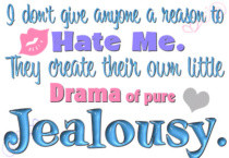 30+ Just Jealousy Quotes