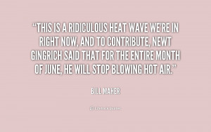 Heat Wave Funny Quotes