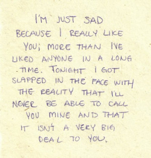 Quotes › Daily | Inspirational Quotes: Sad Love Quotes | Quotes ...
