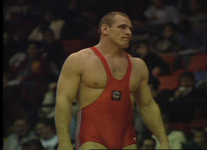 Karelin urge to rescue the Olympic wrestling