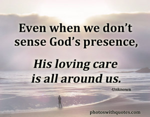 Christian Quotes on Pictures and Images