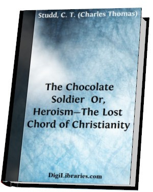 JRF's #25 – The Chocolate Soldier by C.T. Studd