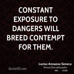Lucius Annaeus Seneca Quotes And Sayings