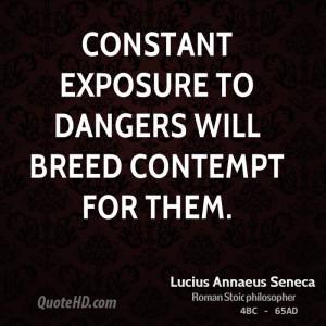 Lucius Annaeus Seneca Quotes And Sayings