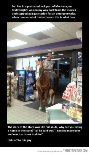 Funny photos funny cowboy horse store