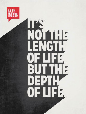 nice series of famous quotes transformed into minimalist posters by ...