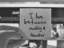 quotes about theater