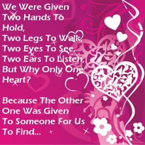 Romantic Quotes For Boyfriend For Her For Him For Girlfriend And ...