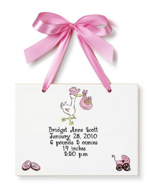 baby birth announcement quotes