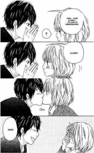 manga couple anime manga cute manga kiss romantic anime love anime