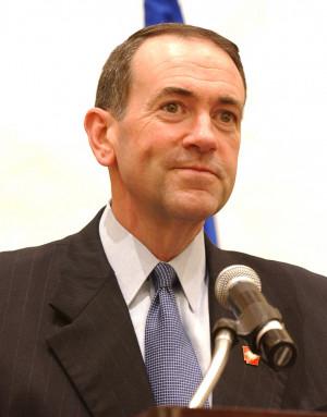 Huckabee Won't Seek Republican Presidential Nomination in 2012