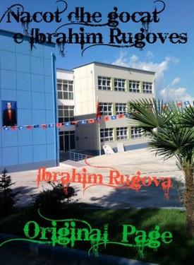 Mirsevin ne website e Gjimnazit Ibrahimr Rugoves