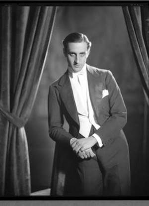 Basil Rathbone, c.1919-1925 Sunday Pic and a quote « The Baz