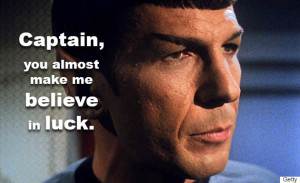 RIP Leonard Nimoy: Our 5 Favourite Spock Quotes