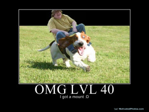 Vanilla memories and old school farming for that crappy mount at level ...