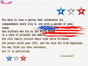 US Independence Day 4th July Wishes Quotes Pictures
