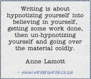 ... , Writing Inspiration, Quotes Writing, Writing Writers, Anne Lamott
