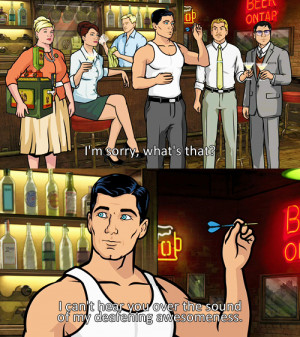 ... ago 254 notes tagged archer cartoon funny awesome fx sterling quotes
