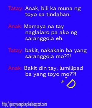 More funny Pinoy jokes here: Buhay Estudyante Jokes Mga Patawang Pinoy ...