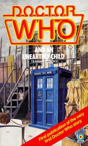 """... by marking """"Doctor Who and an Unearthly Child"""" as Want to Read"""