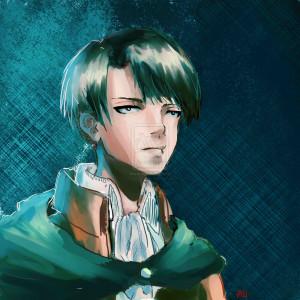 Levi Rivaille Shingeki...